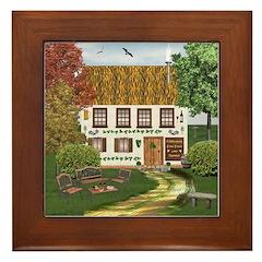 Teach Tábhairne (Pub) Framed Tile