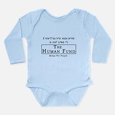 Cute T.v show Long Sleeve Infant Bodysuit
