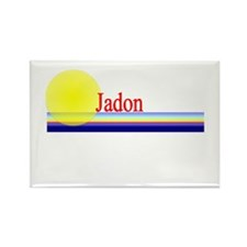 Jadon Rectangle Magnet