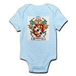 MacGibbons Coat of Arms Infant Creeper
