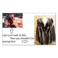 Fur Shame Decal