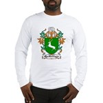 MacGettigan Coat of Arms Long Sleeve T-Shirt