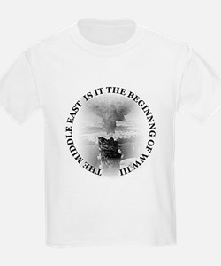 Middle East! Kids T-Shirt
