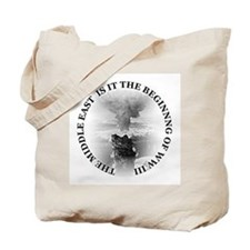 Middle East! Tote Bag