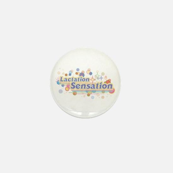 MM Lactation Sensation Mini Button