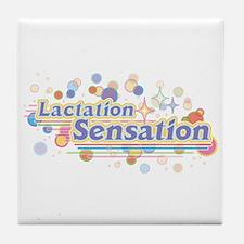 MM Lactation Sensation Tile Coaster