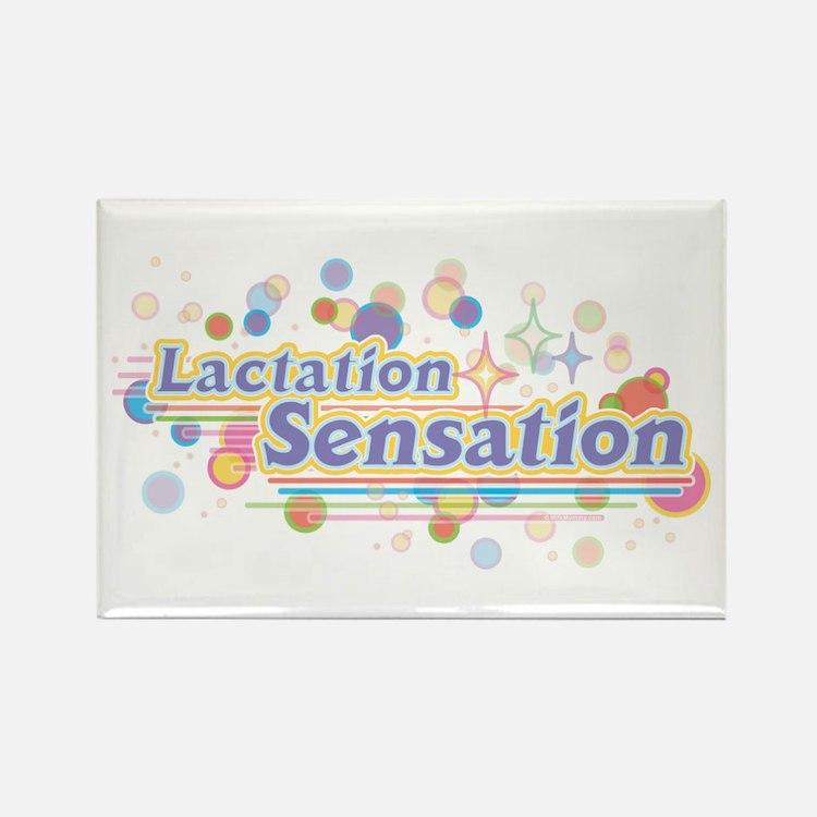 MM Lactation Sensation Rectangle Magnet