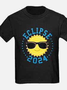 Cute Sun Eclipse 2017 T-Shirt
