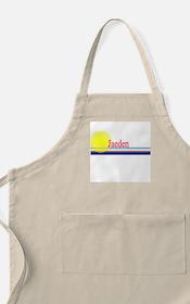 Jaeden BBQ Apron