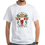 MacGawley Coat of Arms White T-Shirt