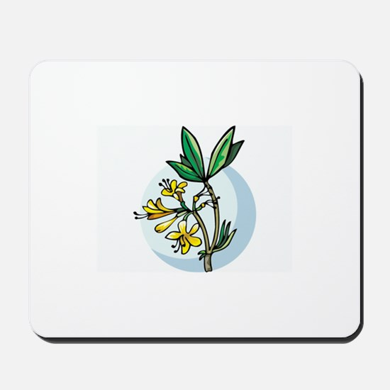 Flower Mousepad