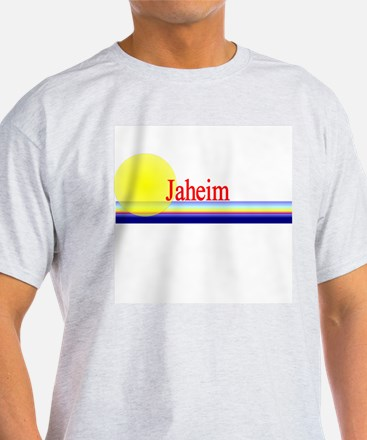 Jaheim Ash Grey T-Shirt
