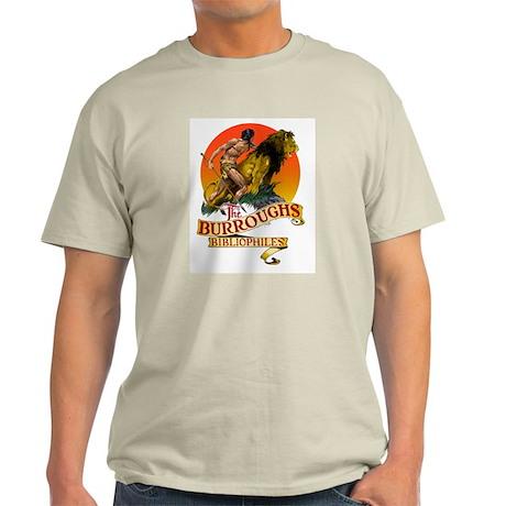 Burroughs Bibliophiles Logo in Color T-Shirt
