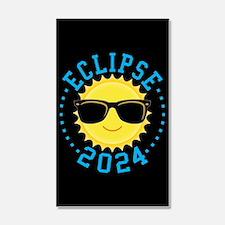 Cute Sun Eclipse 2017 Wall Decal