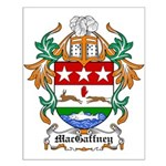 MacGaffney Coat of Arms Small Poster