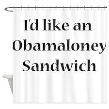 Id like an obamaloney sandwich - Vote Mitt Romney