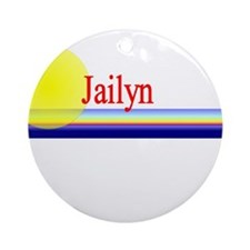 Jailyn Ornament (Round)