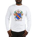 MacFayden Coat of Arms Long Sleeve T-Shirt