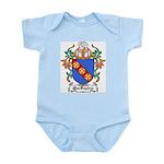 MacFayden Coat of Arms Infant Creeper