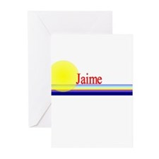 Jaime Greeting Cards (Pk of 10)