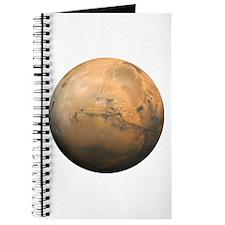 Mars Valles Marineris Journal