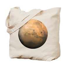 Mars Valles Marineris Tote Bag