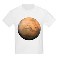 Mars Valles Marineris T-Shirt