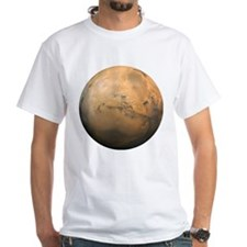 Mars Valles Marineris Shirt