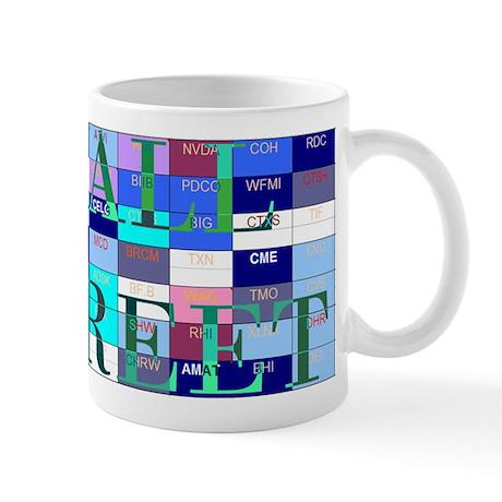 Wall Street Mug