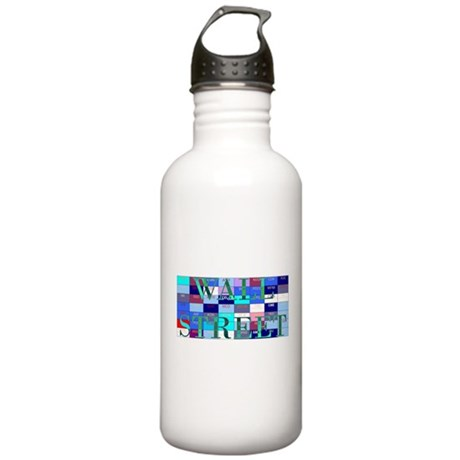 Wall Street Stainless Water Bottle 1.0L