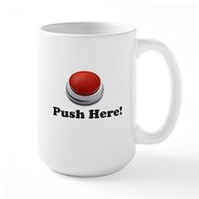 push here Mug