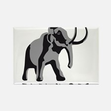 mammoth Rectangle Magnet