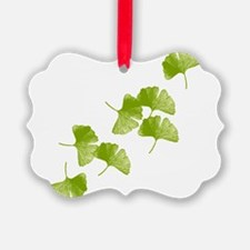 Ginkgo Leaves Ornament