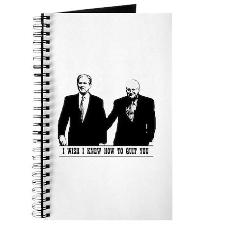 Brokeback Bush Cheney Journal
