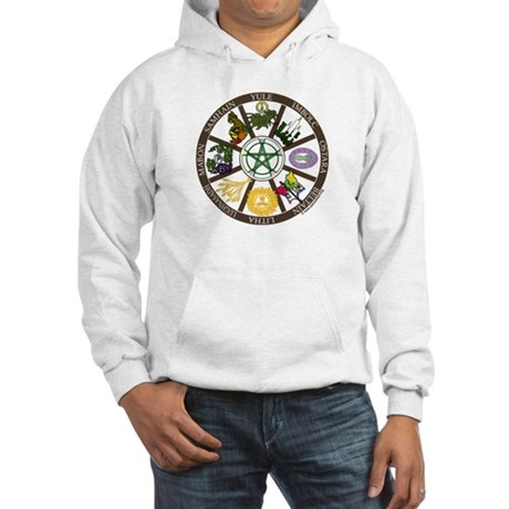 Wheel of the Year Hooded Sweatshirt
