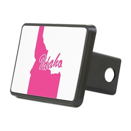 idaho.png Rectangular Hitch Cover