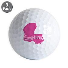 louisiana.png Golf Ball