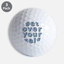get-over-yourself-bu.png Golf Ball