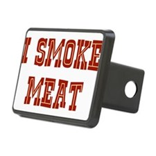 I Smoke Meat Hitch Cover
