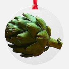 Artichoke Ornament