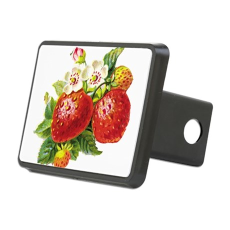 vic-strawberry.png Rectangular Hitch Cover