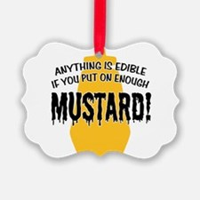 MUSTARD.png Ornament