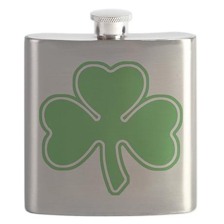 shamrock.png Flask