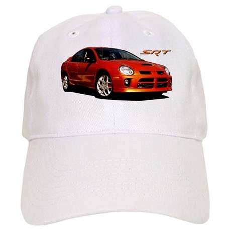 Orange SRT-4 cap