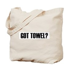Got Towel? Tote Bag