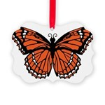 butterfly-orange.png Picture Ornament