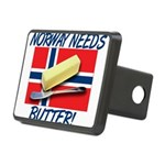 norway-needs-butter.png Rectangular Hitch Cover