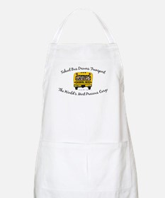 School Bus Drivers BBQ Apron