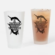 Tumbling and trampoline Drinking Glass