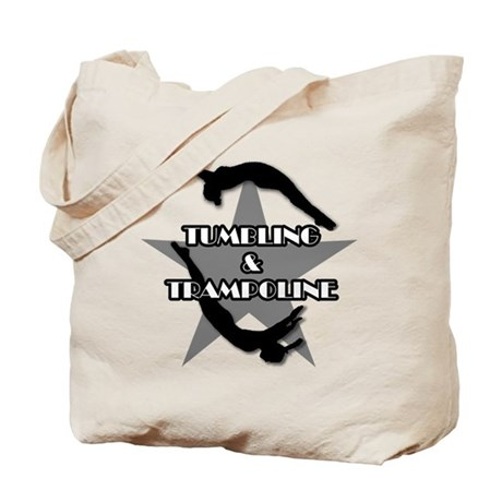Tumbling and trampoline Tote Bag